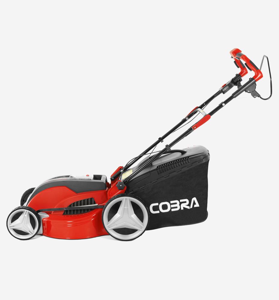 Cobra Mx46s40v 18 Quot Lithium Ion 40v Cordless Lawnmower